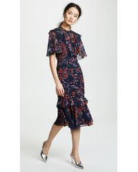Keepsake - Need You Now Midi Dress - Lyst
