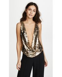 Loyd/Ford - Sequin Top - Lyst