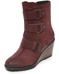 Sorel - After Hours Booties - Lyst