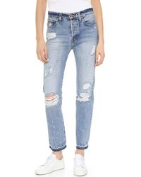 Ayr - The Form Jeans - Lyst