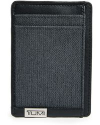 Tumi - Alpha Money Clip Card Case - Lyst