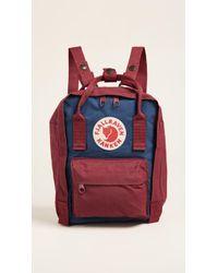 Fjallraven - Kanken Mini Backpack - Lyst
