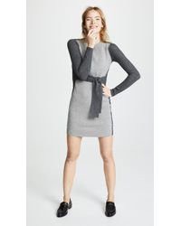 Club Monaco - Arnettie Dress - Lyst