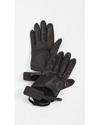 Off-White c/o Virgil Abloh - Zip Tie Gloves - Lyst