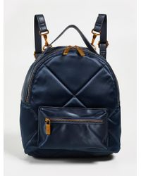 Deux Lux - Fiona Quilted Backpack - Lyst