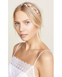 Jennifer Behr - Marveille Bandeaux Headband - Lyst