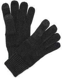 Hat Attack - Basic Texting Gloves - Lyst