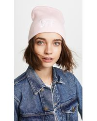 Private Party - Bff Hat - Lyst