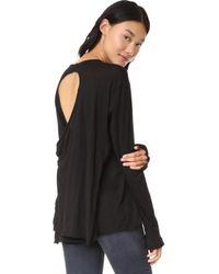 Wilt | Crossover Back Pullover | Lyst