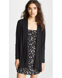 Cupcakes And Cashmere - Brentmoore Dolman Cardigan - Lyst