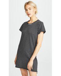 LNA - Striped Dress - Lyst