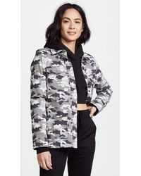 L'Agence - Cromwell Military Jacket - Lyst