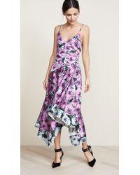 Fleur du Mal - Handkerchief Dress - Lyst