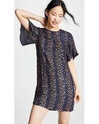 Velvet - Vivi Sequin Dress - Lyst