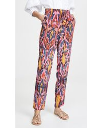 Figue Kerala Trousers - Pink