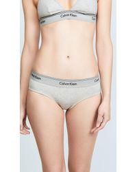 CALVIN KLEIN 205W39NYC - Heritage Athletic Panties - Lyst