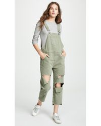 One Teaspoon - Hooligan Overalls - Lyst