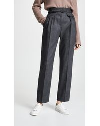 A.P.C. - Isa Trousers - Lyst