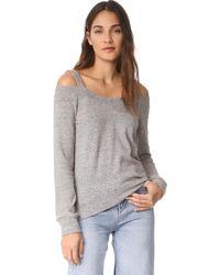 Lanston | Off Shoulder Pullover | Lyst