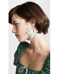 BaubleBar - Rita Resin Drop Earrings - Lyst
