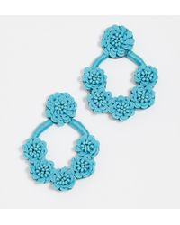 Deepa Gurnani - Trishi Earrings - Lyst