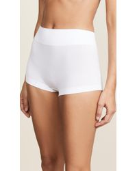 Spanx | Laidback Layers Seamless Boy Shorts | Lyst
