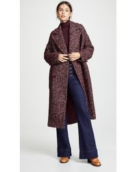 Ulla Johnson - Frances Coat - Lyst