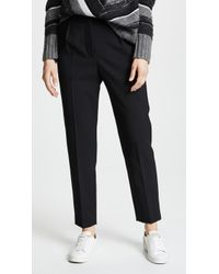 Theory - City Pants - Lyst