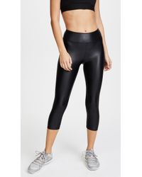 Koral Activewear - Lustrous High Rise Capri Leggings - Lyst