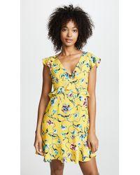 Cooper & Ella - Jaylinn Floral-print Dress - Lyst