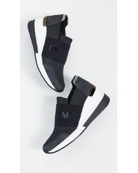 MICHAEL Michael Kors Felix Sneakers - Black