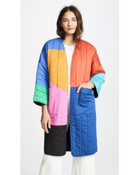 Mara Hoffman - Reversible Temple Coat - Lyst