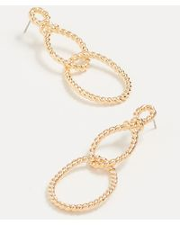 Kate Spade - Sailor's Knot Statement Earrings - Lyst
