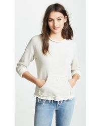 Mother - The Kangaroo Square Sweatshirt - Lyst
