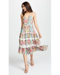 Carolina K - Marieta Midi Dress - Lyst
