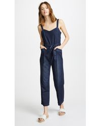 5a26fa5247ad Lyst - Women s PAIGE Jumpsuits
