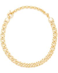 Amber Sceats - Ariana Collar Necklace - Lyst