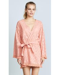 Melissa Odabash | Pippa Cover Up Robe | Lyst