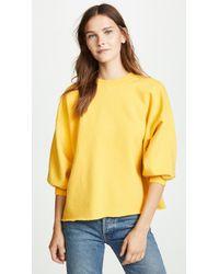 Rachel Comey - Fond Sweatshirt - Lyst