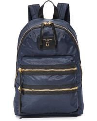 Marc Jacobs - Nylon Biker Backpack - Lyst