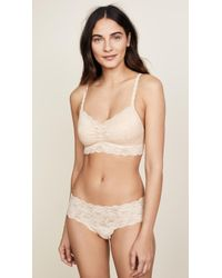 Cosabella | Never Say Never Soft Padded Bra | Lyst