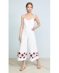 9ab02eccc0e Women s Club Monaco Full-length jumpsuits Online Sale