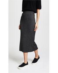 The Lady & The Sailor - Midi Skirt - Lyst