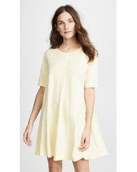 Wilt | Trapeze Tee Dress | Lyst