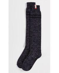 HUNTER - Knitted Socks - Lyst