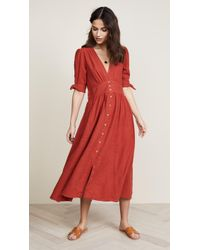 Free People - Love Of My Life Dress - Lyst