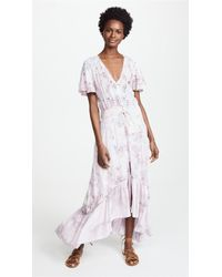 Young Fabulous & Broke - Costa Maxi Dress - Lyst