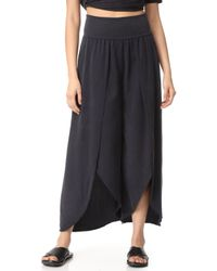 Free People - Movement Chica Lyrical Trousers - Lyst
