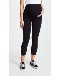 Ingrid & Isabel - Active Maternity Capri Trousers - Lyst