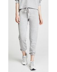 Theory - Slim Joggers - Lyst